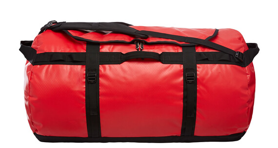 The North Face Base Camp Reisbagage XXL rood